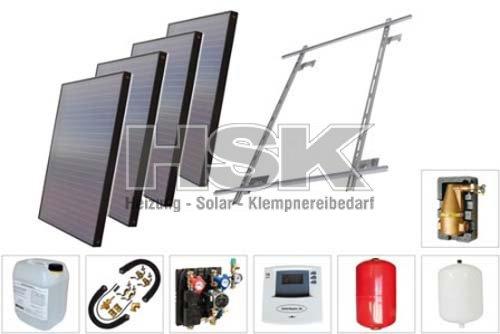 Ziegel Kosten M2 : solarbayer flachkollktor plus solarpaket 12 ziegel fl che m2 ~ Lizthompson.info Haus und Dekorationen