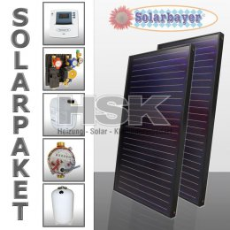 Solarbayer Plus Solarpaket 2 - Stocksch Fl�che m2: Brutto...